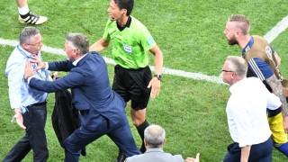 Fussball Herren Saison 2017 18 WM in Russland Gruppe F 2 Spieltag Olympiastadion Sotschi De