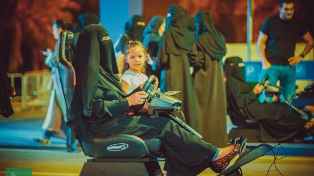 Frauenrechte und Gleichberechtigung Saudi-Arabien