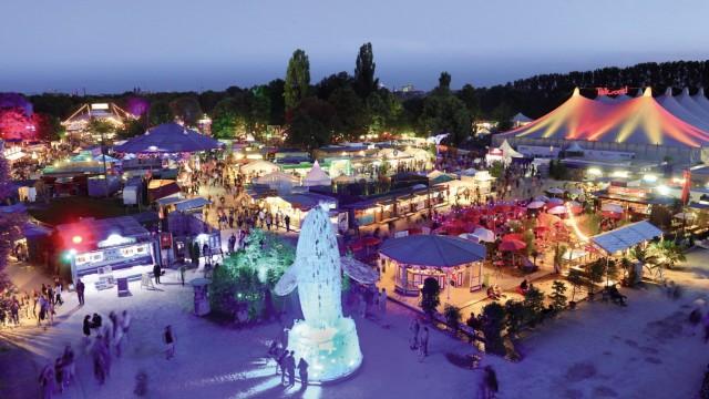 Kultur in München 30 Jahre Tollwood