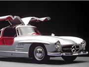 Mercedes-Benz 300 SL; Foto: Daimler