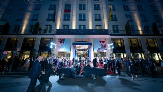 Das Filmfest München wird in diesem Jahr im Bayerischen Hof eröffnet