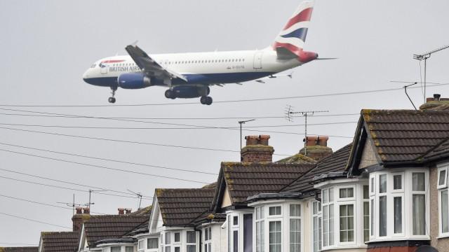 Third runway at London Heathrow airport given go ahead