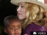madonna adoption malawi