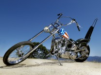 Peter Fonda's Easy Rider Motorcycle on sale