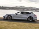 8_Porsche Panamera Turbo Sport Turismo Seite Fahrbild
