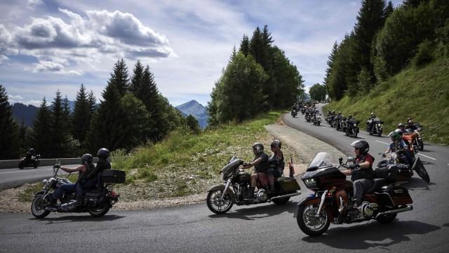 Wirtschafts- und Finanzpolitik Harley-Davidson im Zoll-Streit