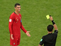 World Cup - Group B - Iran vs Portugal