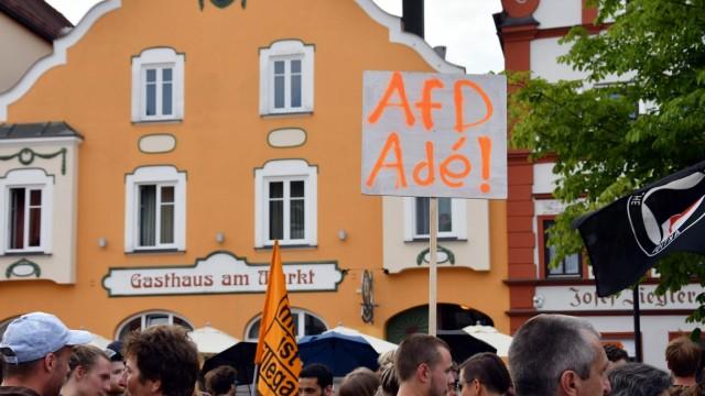 """Süddeutsche Zeitung Erding """"Bayerische Bilderbuchstadt"""""""