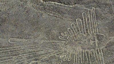 Nasca-Linien in Peru