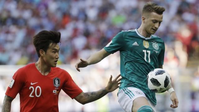 Marco Reus im WM-Spiel gegen Südkorea