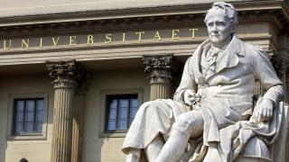 Denkmal von Alexander von Humboldt