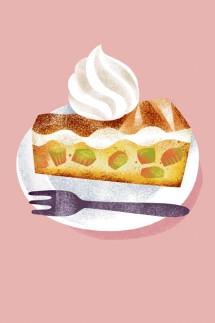 2 Kuchen Essen In Dangast Ordentlich Baiser Reise Suddeutsche De