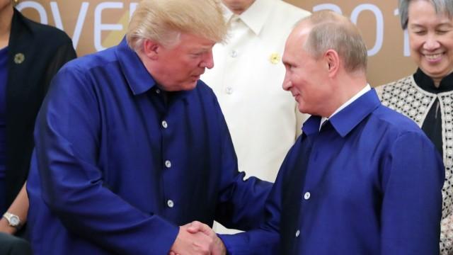 G7 - Trump will Putin dazuholen
