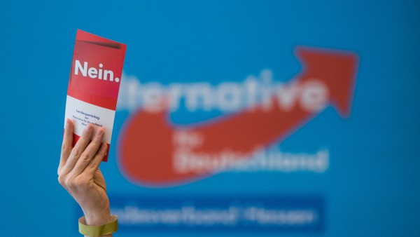 AFD-Parteitag in Augsburg geplant