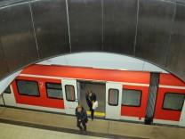 S-Bahnhof Ismaning, 2009