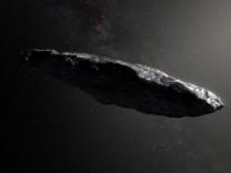 Komet ´Oumuamua