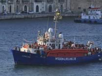 """Rettungsschiff ´Lifeline"""""""