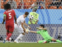 WM 2018 - Panama - Tunesien