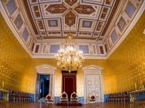 Wiedereröffnung des Königsbaus der Residenz