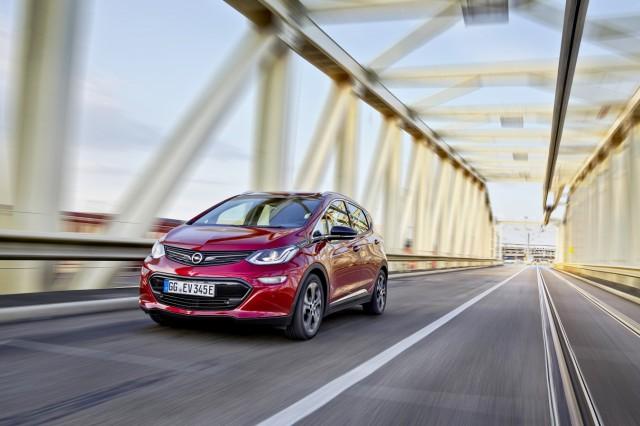 Opel Ampera-e, Copyright Opel, Onlinerechte frei