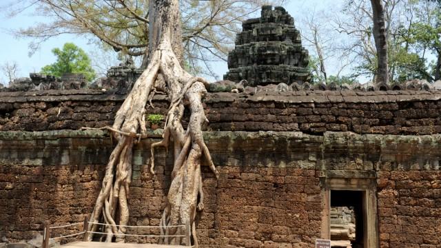Geschichte Tempelanlage von Angkor Wat