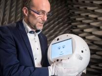 Künstliche Intelligenz Cimon soll Astronauten unterstützen