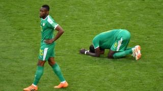 Fußball-WM Afrika bei der Fußball-WM