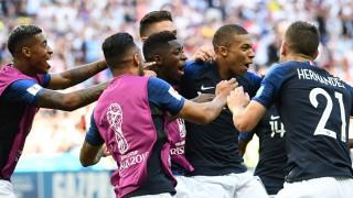 Fußball-WM Frankreich bei der WM