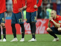 World Cup - Round of 16 - Spain vs Russia