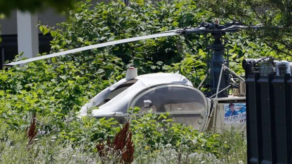 Frankreich: Der Verbrecher Redoine Faid floh 2018 mit einem Hubschrauber aus einem Gefängnis.