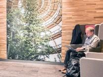 DB Lounge Nürnberg jetzt im neuen Design