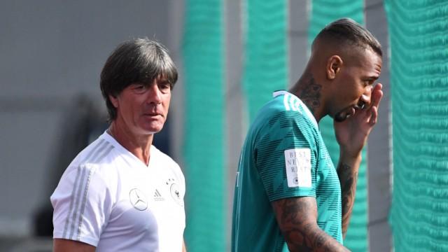 WM 2018 - Training Deutschland