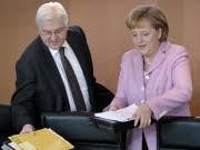 Merkel, Regierung, Krise, AP