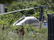 Häftling flüchtet spektakulär in Frankreich