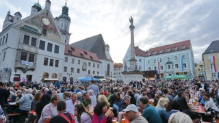 Freising 40 Jahre Altstadtfest
