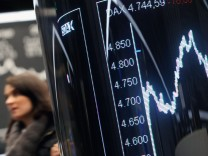VW Share Affects German DAX Index