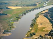 Elbe bei Neu Darchau