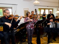 Salonorchester Melange in Taglaching