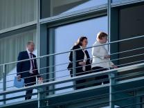 Koalitionsausschuss Asylkompromiss Union SPD