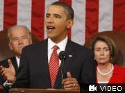 Barack Obama Gesundheitsreform Rede vor dem Kongress, AP