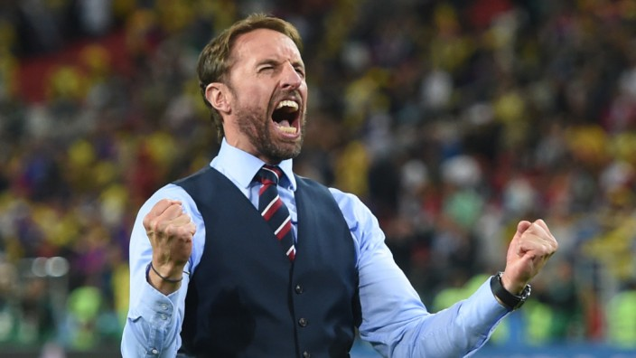 Three Lions Wie Weiland Jurgen Klinsmann Sport