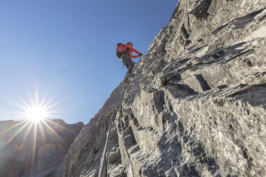 Klettersteig Dolomiten : Klettersteigeldorado dolomiten bergsteigen