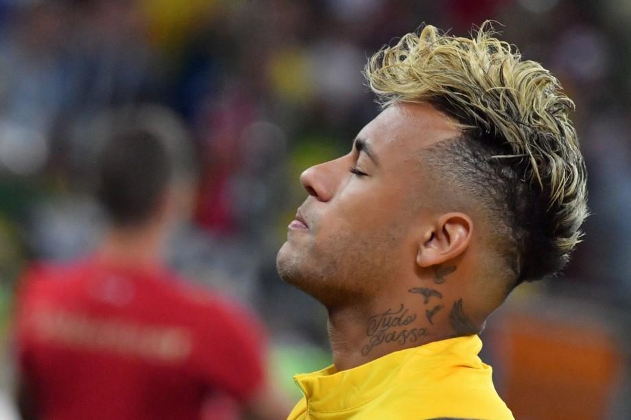 Frisuren Bei Der Wm Haarpracht Von Neymar Und Co Sport