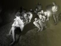Thailand: Eingeschlossene Kinder in der Höhle