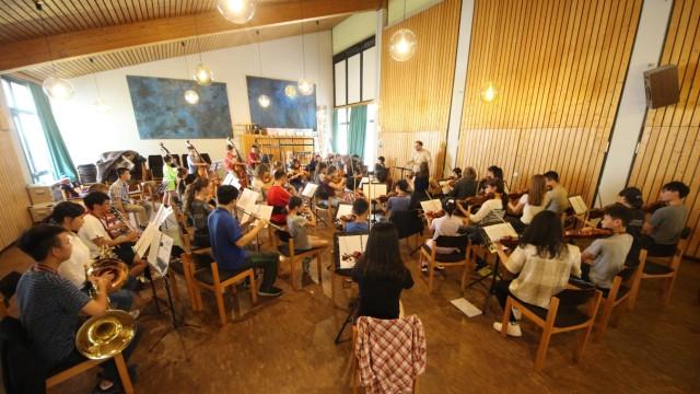 Konzert Bayerisches und Taiwanesisches Orchester