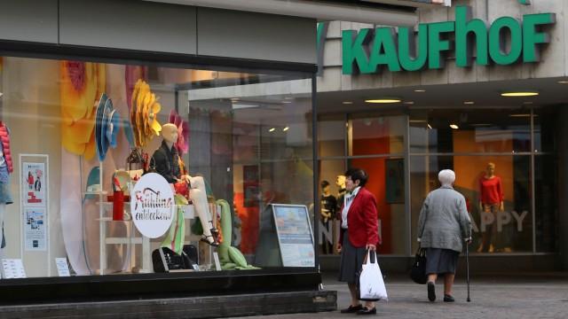 Karstadt Kaufhof Übernahme Fusion