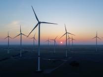 Energiewende durch Windräder