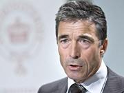 Rasmussen, AFP