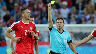 World Cup - Group E - Serbia vs Switzerland