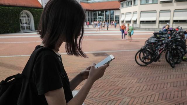 Schule und Smartphone